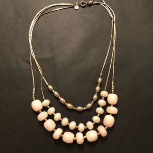 Loft 3 Strand Necklace